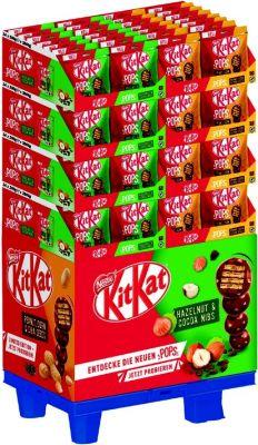 Nestle Limited Kitkat Pops, Display, 112pcs