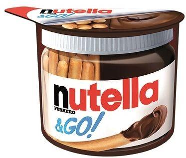 Ferrero ITR Nut & Go T1 52g