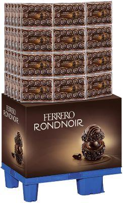 FDE Limited Ferrero Rondnoir 14er / 138g, Display, 72pcs