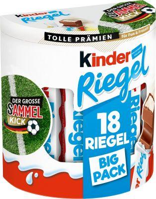 FDE Limited Kinder Riegel 18er 378g