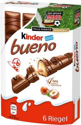 FDE Limited Kinder Bueno 6er 129g