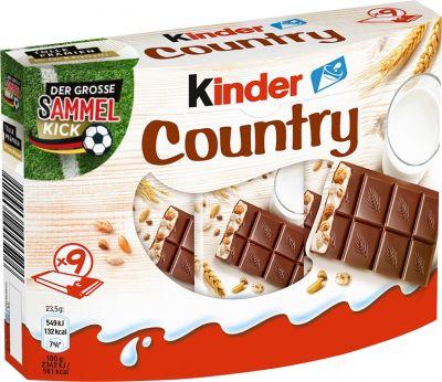 FDE Limited Kinder Country 9er 211g