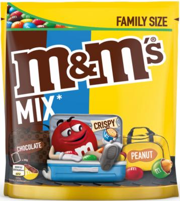 Mars ITR - M&M's Mix Pouch 400g
