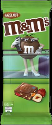 Mars ITR - M&M's Hazelnut Block 165g
