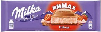 MDLZ DE Limited Milka MMMax Erdbeer 300g