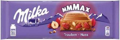 MDLZ DE Limited Milka MMMax Trauben-Nuss 270g