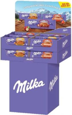MDLZ DE Limited Milka MMMax, Display, 84pcs