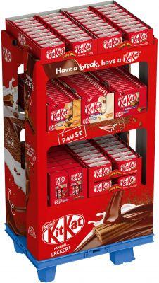 Nestle KitKat, Display, 148pcs