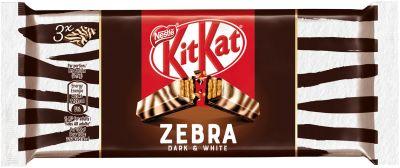 Nestle Limited KitKat Zebra 3er Multipack (3x41,5g)