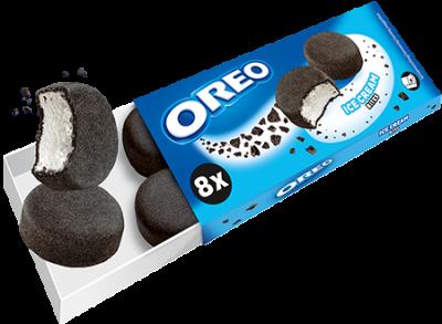 Oreo Ice Cream Bites 8x10ml