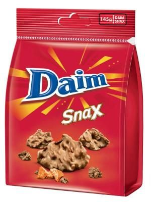 ITR Daim Snax Bag 145g