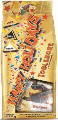 ITR Toblerone Happy Holidays Tiny Mix 272g