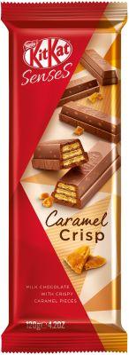 Nestle ITR - Kitkat Caramel Crisp Tablet 120g