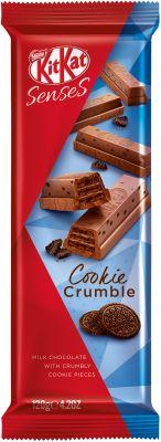 Nestle ITR - Kitkat Cookie Crumble Tablet 120g