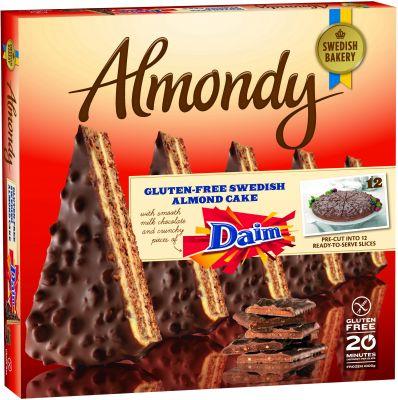 Almondy Daim precut 1000g