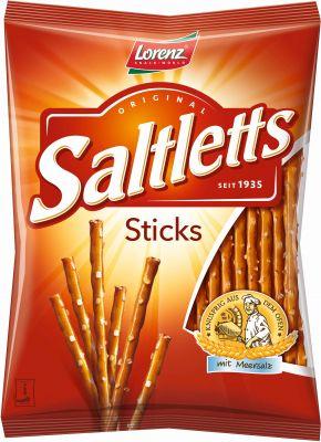 Lorenz Saltletts Sticks Classic 150g, 12pcs