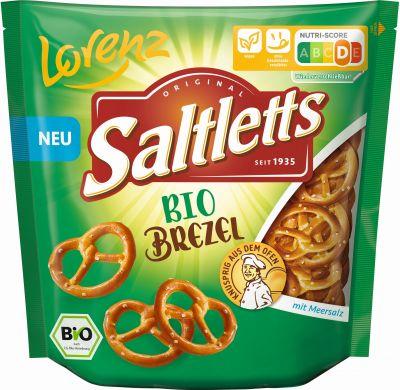 Lorenz Saltletts Brezel Bio 150g