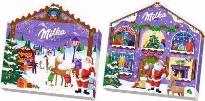 MDLZ DE Christmas Milka Magic Mix Adventskalender 204g